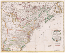 United States Map By Thomas Kitchin