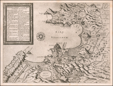 Southern Italy Map By Claudio Duchetti / Ambrosio Brambilla