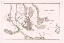 Southeast and South Carolina Map By John Marshall