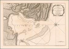 Hispaniola Map By Thomas Jefferys