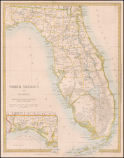 Florida Map By SDUK