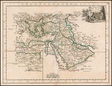 L'Empire Des Turcs . . . By George Louis Le Rouge