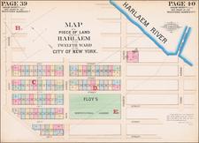New York City Map By Spielmann & Brush