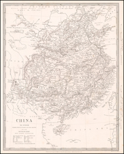 China Map By SDUK