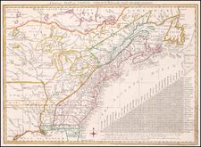 Map By Thomas Jefferys