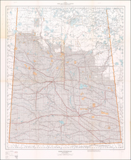 Canada Map By Department of Natural Resources