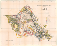 Hawaii and Hawaii Map By United States GPO
