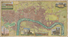 London Map By George Thompson