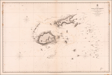 Other Pacific Islands Map By British Admiralty