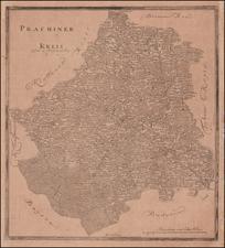 Czech Republic & Slovakia Map By Peter Franza