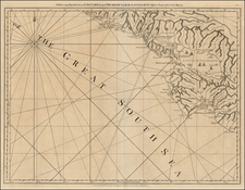 Central America Map By Thomas Jefferys