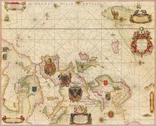 Europe Map By Pieter Goos / Johannes Van Keulen