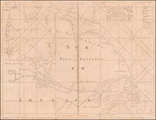 Polar Maps and Eastern Canada Map By Mount & Page