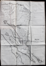 Caribbean & Central America and Rare Books Map By Parliamentary Papers