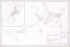 China and Hong Kong Map By Aaron Arrowsmith