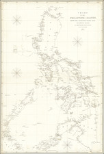 Philippines Map By Aaron Arrowsmith