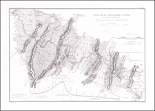 Mid-Atlantic Map By Guillaume-Tell Poussin