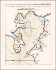 Other Islands Map By Jacques Nicolas Bellin