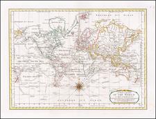 World Map By Samuel Dunn