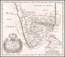 India Map By Compagnie de Jésus
