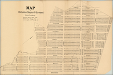 New York City Map By Casimir Goerck
