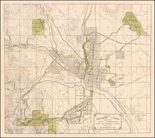 Colorado and Colorado Map By William Ellington