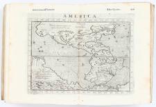 Atlases Map By Girolamo Ruscelli / Giuseppe Rosaccio