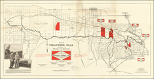 Los Angeles Map By Merrick & Ruddick Inc.