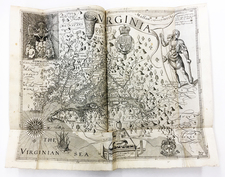 Rare Books Map By John Smith