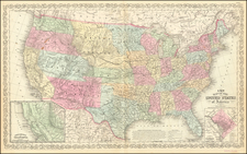 United States Map By Charles Desilver