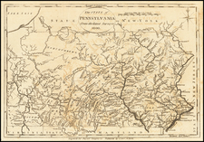 Pennsylvania Map By John Payne