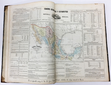 Atlases Map By Antonio Garcia y Cubas