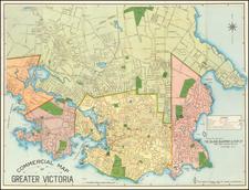 Canada Map By Joseph B. Davenport