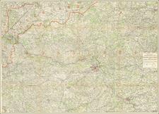 Map By E.G. Ravenstein