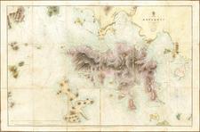 Hong Kong surveyed by Captn. Sir Edward Belcher, in H.M.S. Sulphur 1841 By British Admiralty