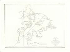 Map By Jean Francois Galaup de La Perouse