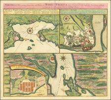 Canada Map By Homann Heirs