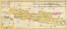 Indonesia Map By Gerard Van Keulen