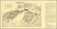 Virginia Map By Mount Vernon Ladies' Association  &  Nathalia Ulman  &  Morley J. Williams