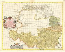 Carte Generale Du Tibet ou Bout-Tan Et Des Pays De Kashgar Et Hami Dressee Sur Les Cartes Et Memoires Des RR PP Jesuits De La Chine . . .     By Jean-Baptiste Bourguignon d'Anville