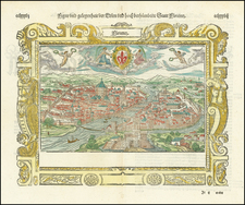 Other Italian Cities Map By Sebastian Münster