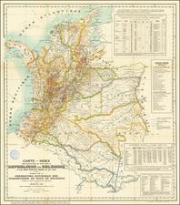Map By E. Vidal
