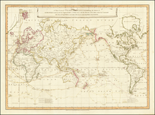 World Map By William Faden