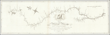 South, Louisiana, Mississippi, Arkansas, Kentucky, Tennessee, Midwest, Illinois, Minnesota, Wisconsin, Plains, Iowa and Missouri Map By Zebulon Montgomery Pike