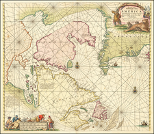 Polar Maps and Canada Map By Gerard Van Keulen