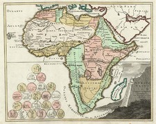 Africa and Africa Map By Christopher Weigel
