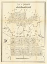Australia Map By J. Williams