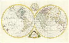 World Map By John Lodge