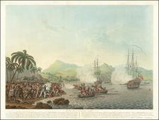 Hawaii, Hawaii and Portraits & People Map By John Cleveley