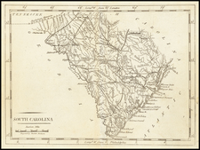 Map By Matthew Carey